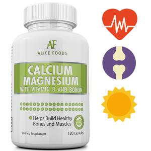 Calcium Magnesium Vitamin D Boron
