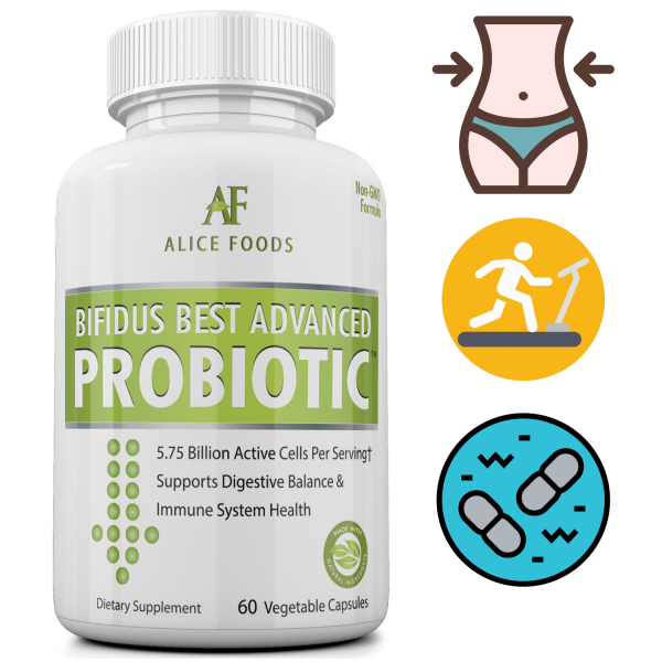 Alice Foods Best Advanced Probiotic
