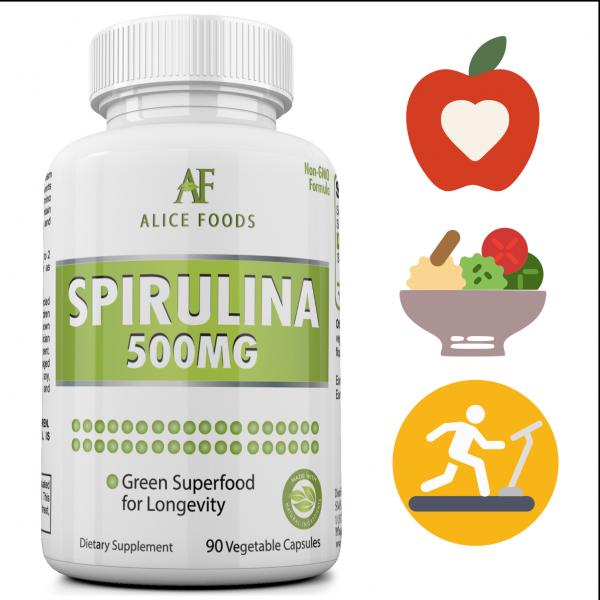 Alice Foods Spirulina