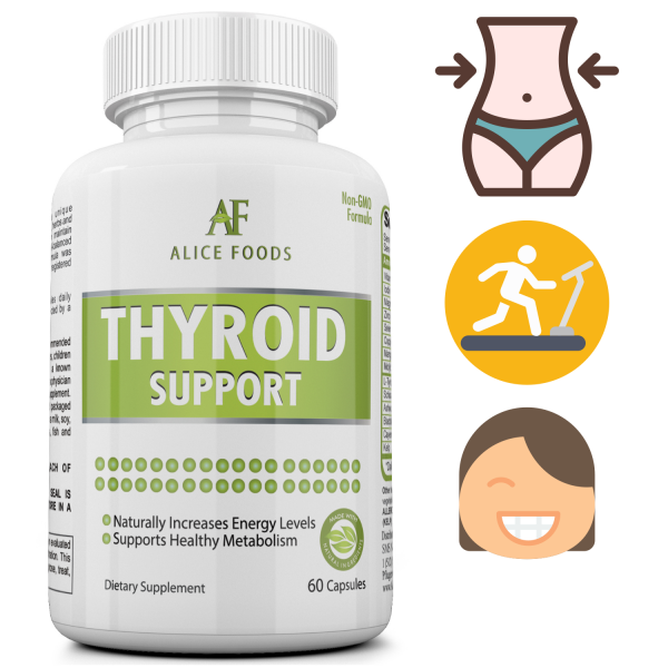 Alice Foods Thyroid Support